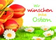 Wir wnschen frohe Ostern