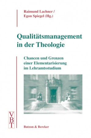 Qualitätsmanagement in der Theologie