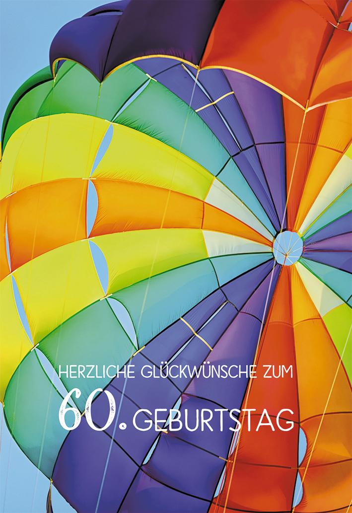 Gluckwunschkarte Herzliche Segenswunsche Zum 60 Geburtstag