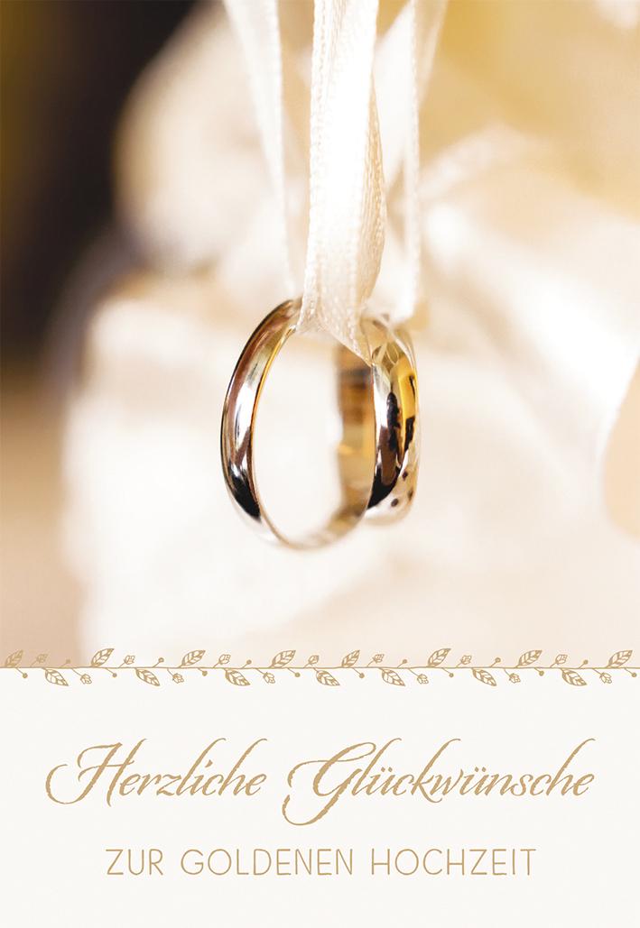 Wünsche Zur Goldenen Hochzeit Christlich Glückwünsche