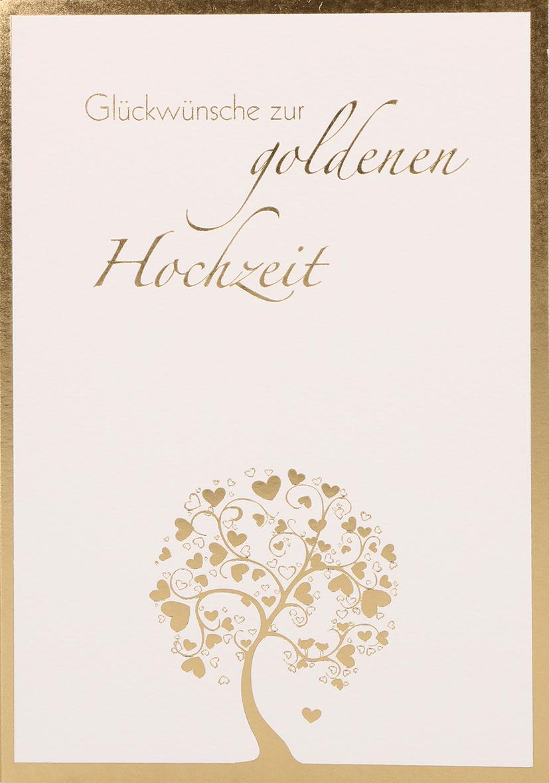 Wünsche Zur Goldenen Hochzeit Glückwünsche Zur Goldenen